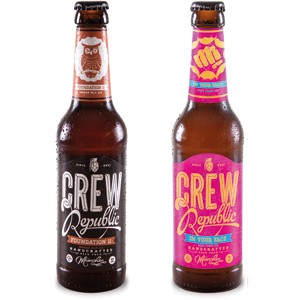 Craft Beer, Crew Republic